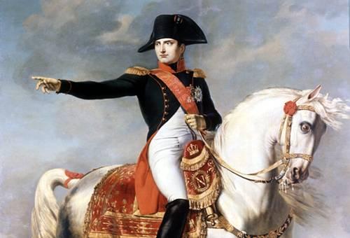 拿破仑不让学生上前线